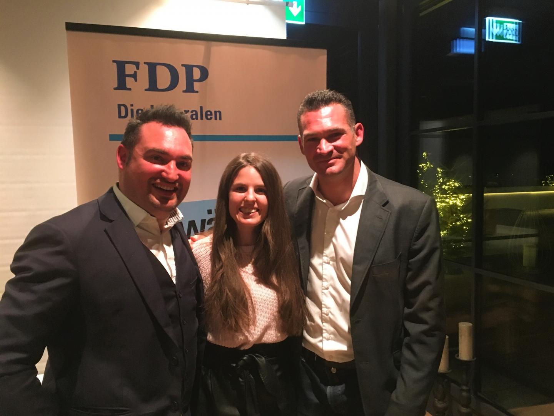 Neujahrsbegrüssung FDP Region Rorschach